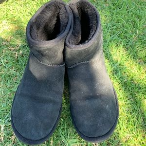 UGG Classic short ankle boots